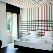 卧室韩式创意墙饰装修
