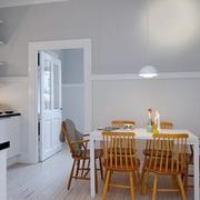 公寓厨房餐厅设计
