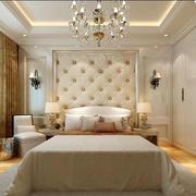 纯美时尚的现代卧室设计效果图