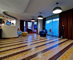 精致设计的地板砖装修效果图