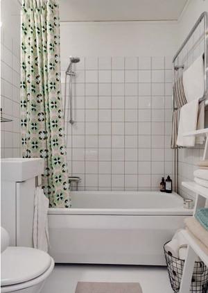 高贵大气的北欧大户型小卫生间装修效果图