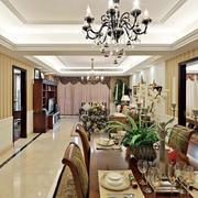 欧式奢华客厅沙发装修