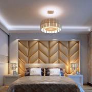 设计独特的现代卧室效果图