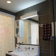 公寓卫生间简约洗手台