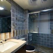 精致完美的卫生间装修效果图