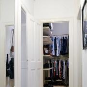 公寓简约型衣帽间欣赏