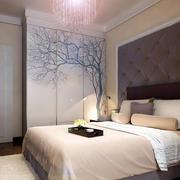 卧室吊顶灯饰设计