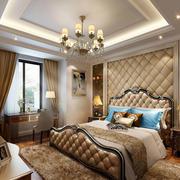 精致卧室吊灯设计效果图
