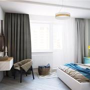 公寓卧室小窗户欣赏