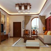 传统风格房屋装修