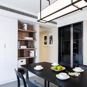 公寓餐厅收纳柜设计
