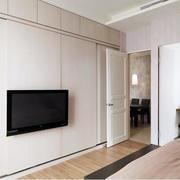 新房卧室门展示