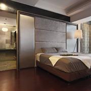 小户型美式卧室设计