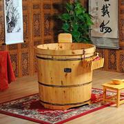 卫生间木桶式浴缸设计