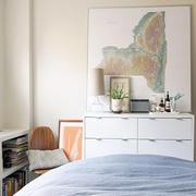 小户型卧室橱柜设计