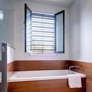 卫生间窗户效果图