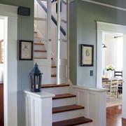 样板房复式楼梯设计
