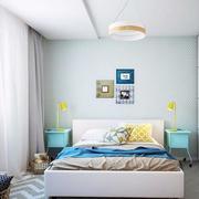 公寓卧室背景壁纸图
