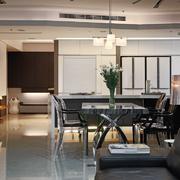 美式餐厅空间设计效果