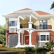 经典农村二层房屋设计图