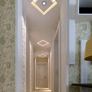 白色温馨型吊顶设计