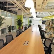 长形办公会议室