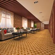 五星级酒店过道设计