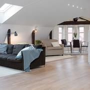 欧式小户型客厅设计