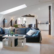 50平米一室一厅小户型装修