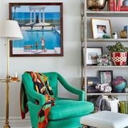 美式典雅型小客厅设计