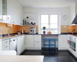 宜家白色小厨房展示