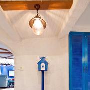地中海天花板装修设计