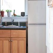 新房小巧简约厨房设计
