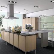 开放式大户型厨房