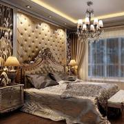 卧室壁纸装修色调搭配