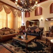 美式复古室内装修