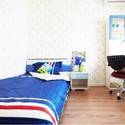 跃层儿童房墙面设计