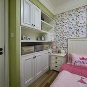 小户型儿童房壁柜欣赏