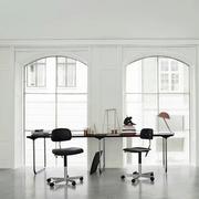 纯白系列简欧家装设计