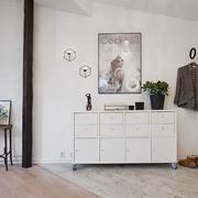 森系欧式小户型一居室装修