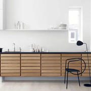 简欧型木质吧台设计