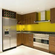 现代美式厨房橱柜