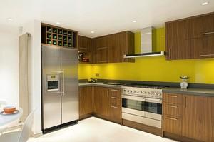 快乐下厨时光:宜家现代化厨房装修设计效果图