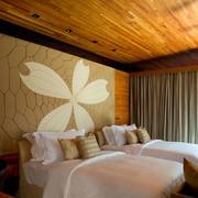 带有异域风格的酒店设计
