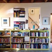 房屋大型书架装修