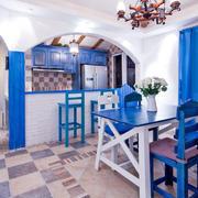 地中海餐厅装修大全