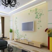 现代风格背景墙设计