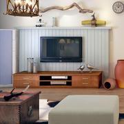 简单式白色硅藻泥墙面设计