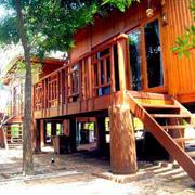 泰式木屋建造图片