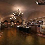 欧式风格酒吧装饰